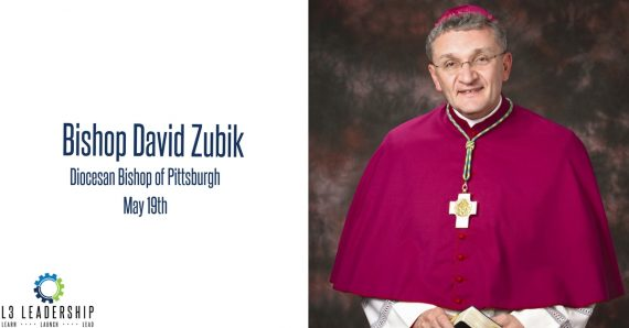Bishop David Zubik