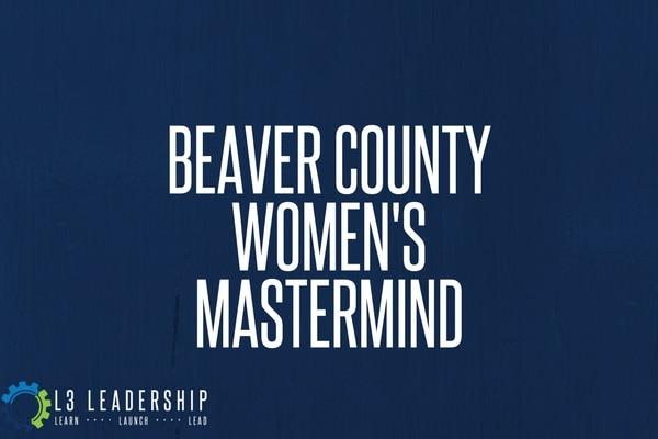 Beaver County Women's Mastermind