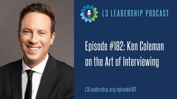 Ken Coleman, Host of the Ken Coleman Show and the Entreleadership podcast.