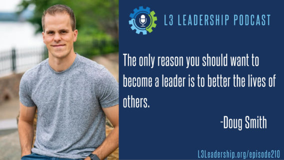 210: My Advice for Young Leaders