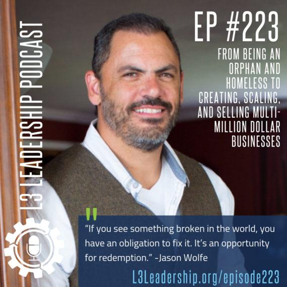 Jason Wolfe, CEO of Wolfe, LLC