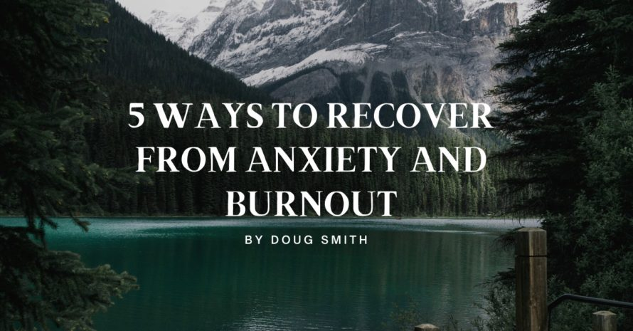 anxiety, mental health, burnout