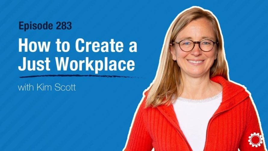 How to create a just workplace